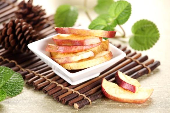蘋果脆片 1