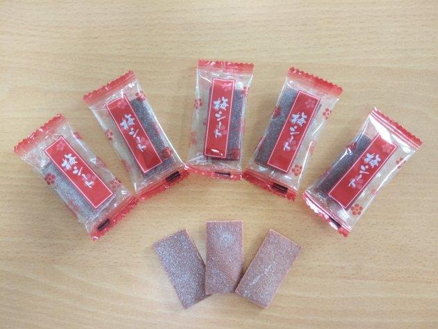 日式梅片 1