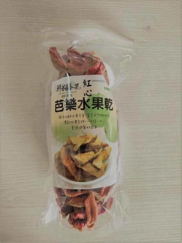 台灣紅心芭樂乾 2